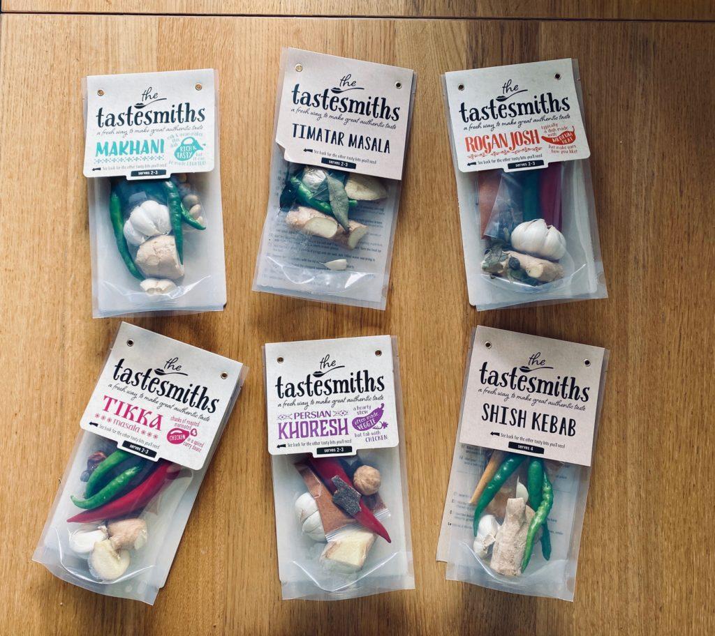 tastesmiths meal kits